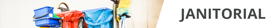 janitorial cleaning products
