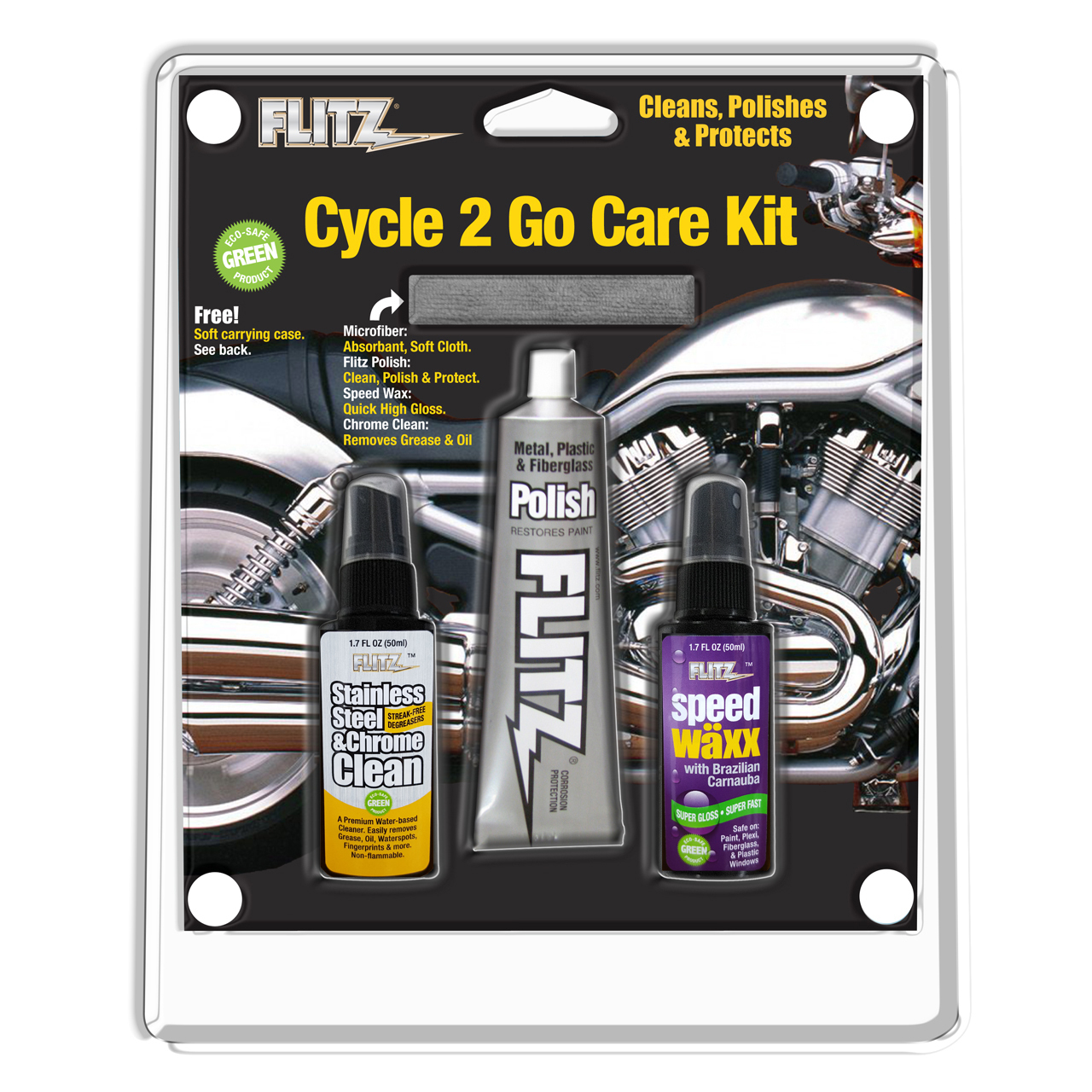 Cycle 2 Go Care Kit
