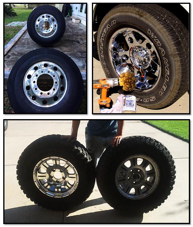 How To Polish Aluminum Wheels >> How To Restore Aluminum Rims Flitz Premium Polishes