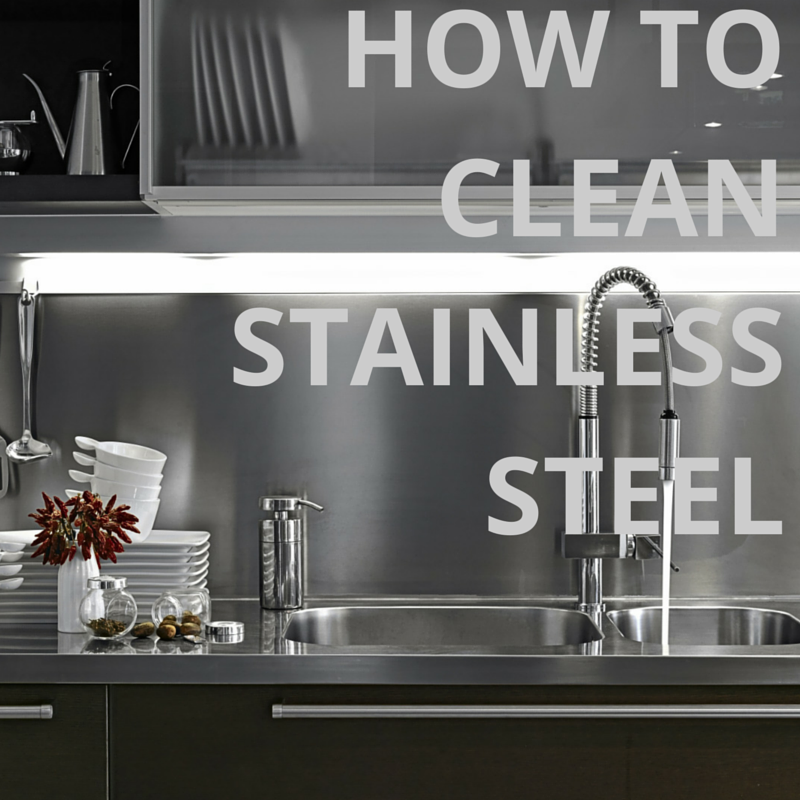 Beau How To Clean Stainless Steel Appliances
