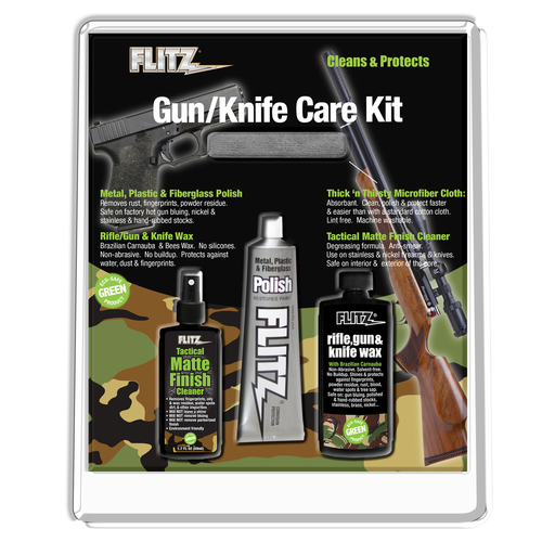 Gun/Knife Care Kit