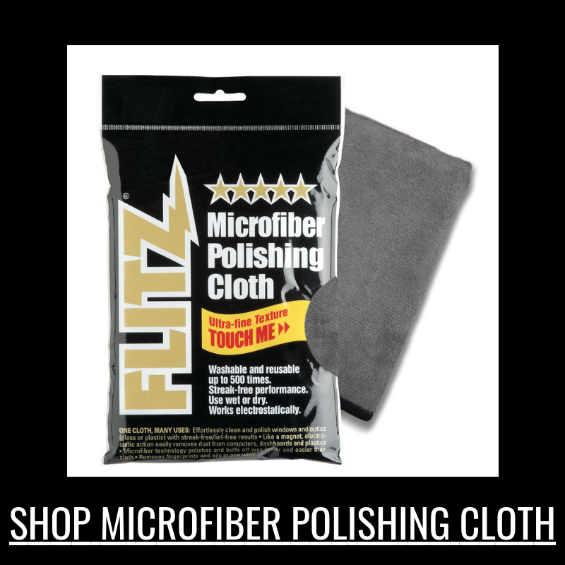 Shop Microfiber Polishing Cloth